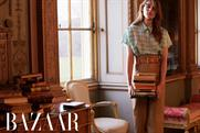 Harper's Bazaar creates hub to celebrate women in the literary world