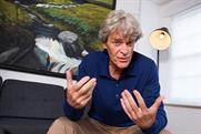 "John Hegarty: said he became Whalar chairman ""to be a market leader"""