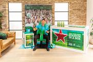 Heineken brings Uefa stadium experience to homes