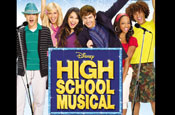 Disney promotes High School Musical game