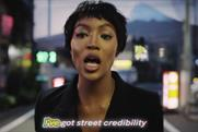 Naomi Campbell fronts karaoke squad for H&M ad campaign