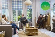 Homebase: latest campaign features a family theme