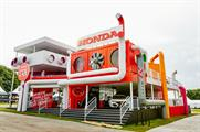 Inside Honda's Challenge Lab experience at Goodwood Festival of Speed