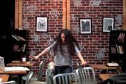 'Carrie'-inspired coffee-shop prank