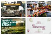 Eventographic: Häagen-Dazs, Monarch, Hovis and Ricola