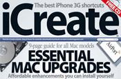 Imagine creative title iCreate