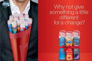 Durex: encourages couples to try something new on Valentine's Day