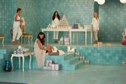 Boots: readies Christmas TV campaign