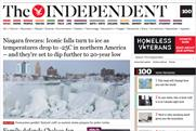 The Independent: to open a digital operation in New York