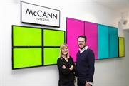 Irina Kondrashova and Chris Hamilton: new recruits at McCann