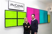 Irina Kondrashova and Chris Hamilton: new recruits at McCann