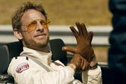 Jenson Button: signs up for Johnnie Walker campaign