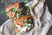 One of the dishes on offer from Vietnamese restaurant Whaam Banh Mi