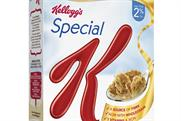 Kellogg's sues tennis player over Special K brand