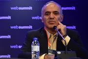 Kasparov: complacency, not AI, will destroy humanity