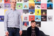 Caspar Kedros (left), director and head of production; Scott Doran, director and head of creative Altitude Music