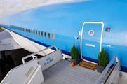 KLM and Airbnb partnered in 2014