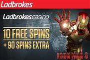Ladbrokes overturns ban for casino ad featuring Iron Man