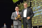 SY Lau: wins Media Person of the Year at Cannes