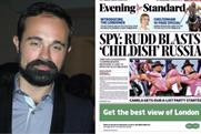 Lebedev increases stake in Evening Standard after refinancing agreement with DMGT