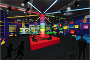 The brand experience will also feature a Duplo area