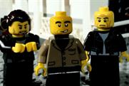 PHD:  'Lego Movie' ad break earned the agency two Gold Lions in Media