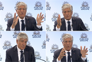 Lévy on 2017, Razorfish, succession and his last call