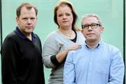 Lida: welcomes Oliver Kunze, Paula Jago and Jason Hard