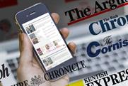 Investigate online ad market to save UK journalism, Cairncross review warns
