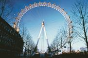 London Eye partners with Bumble for Valentine's Day experience