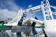 Land Rover breaks world record for biggest Lego structure in Discovery launch