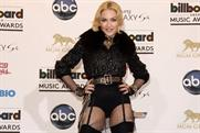 Madonna: chose Snapchat as the launch platform for new album