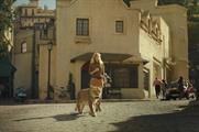 The new campaign, which includes experiential, invites consumers to release their inner beast