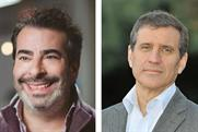 Alex Jutkowitz (left) and Gustavo Martinez: team up for Colloquial venture