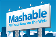 Mashable: launching in India