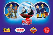 Mattel Play! is set to open in Spring 2016