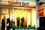 Sunday Best is located near Regent Street in London
