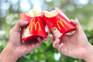 McDonald's: to launch 14,500 Facebook pages