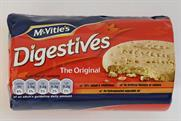 McVitie's: part of United Biscuits' portfolio of sweet brands