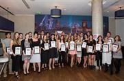 Media Week 30 under 30 winners receive awards