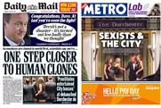 Daily Mail and Metro ad sales teams merge to cut costs and boost scale