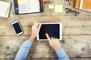 Mobile: adspend rose by 50.9 per cent in the first three months of the year to £502m