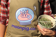 Moonpig gardeners will distribute the brand's flowers