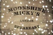 Moonshine Micky's Speakeasy is open for Christmas events