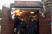 The #Mopchop van is travelling the country for two weeks