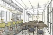 One of three new London restaurants: Morden & Lea, Soho London