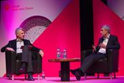 IAB Engage: Mark Read (right) interviewed by Richard Eyre