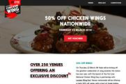 Shortlist Media's Mr Hyde launches annual Chicken Wing Day