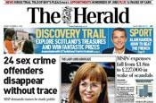 Newsquest: publishes The Herald in Scotland