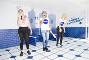 Nivea creates 'mass shower karaoke' activation at Race for Life events